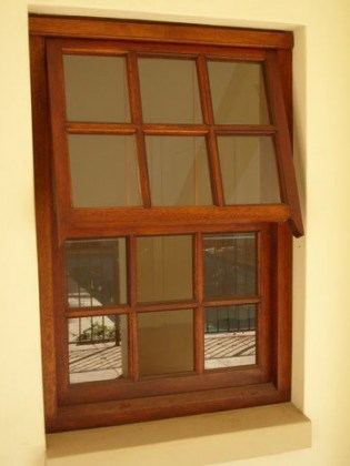 BD01 Meranti/Supawood Window Mouldings